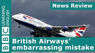 News Review: British Airways