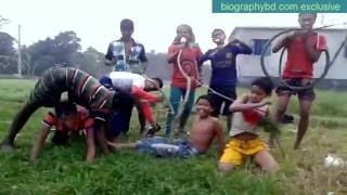 Bangla Funny Song DJ HD Video | Deshi Polapin