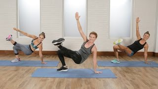 45-Minute Cardio and Toning Workout From Jennifer Lawrence's Trainer | Class FitSugar