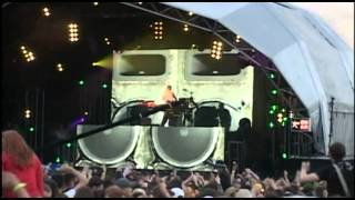Fatboy Slim - Right Here Right Now Rockness [Official Video]