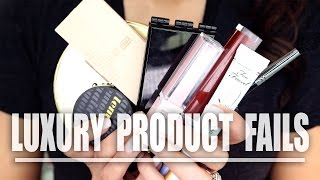 LUXURY PRODUCT FAILS | Not Worth the Money