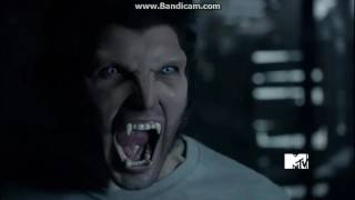 Teen Wolf - Scott vs Derek
