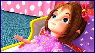 Miss Polly Had A Dolly Hindi | मिस पोली की गुड़िया | Rhyme4Kids