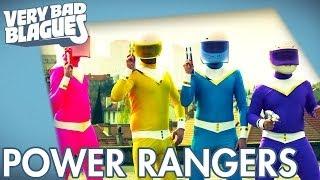 Quand on est Power Rangers - Palmashow