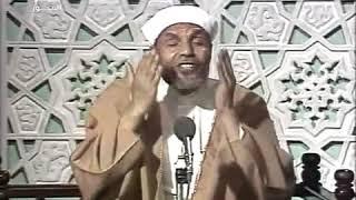 كيف نحمد الله سبحانه وتعالى على نعمه ؟- للشيخ الشعراوي