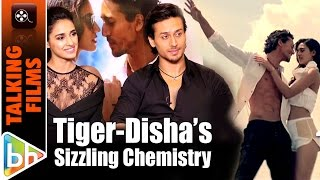Tiger Shroff On His Sizzling Chemistry With Disha Patani | We're Very Comfortable With Each Other