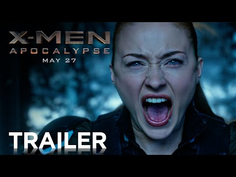 X Men Apocalypse Final Trailer HD 20th Century FOX