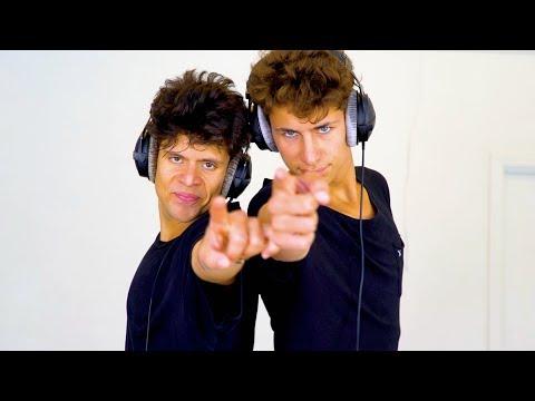 Terrible DJs Rudy Mancuso Juanpa Zurita & Marshmello