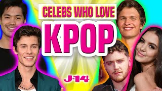 Shawn Mendes Loves Blackpink, Plus More Stars Obsessed With Kpop