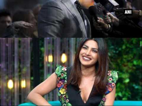 Dwayne 'The Rock' Johnson might visit India, hints Priyanka Chopra - ANI News