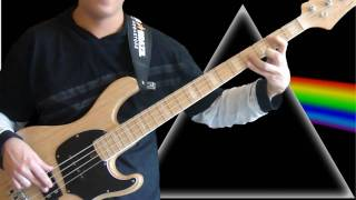 Money - Pink Floyd - Bass Cover (With Tab)
