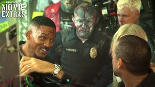 Go Behind the Scenes of Bright (2017)