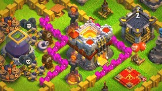 FINALLY PINK WALLS!  Fix that Engineer ep10 | Clash of Clans