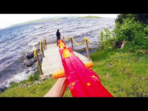 Nerf War: First Person Shooter