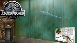 Will These Secret Dinosaurs Be In A Future Jurassic World? - Holoscape of the Innovation Center