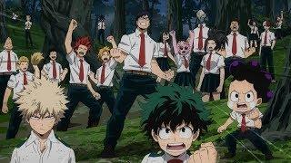 『僕のヒーローアカデミア』(ヒロアカ)TVアニメ第3期PV第2弾/OPテーマ:「ODD FUTURE」UVERworld