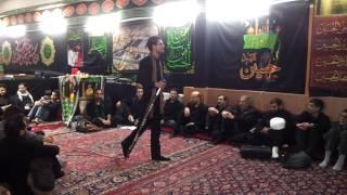 Sayed Sekandar Fanai manqabat shab 9 muharram 2012