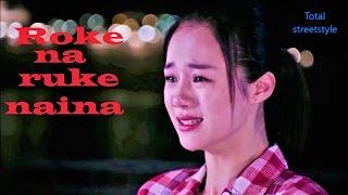 Roke Na Ruke Naina Video Song   Arijit Singh , Amaal Mallik   korean mix   Badri Ki Dulhania
