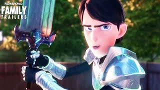 Trollhunters   New Trailer and Clip for animated family series