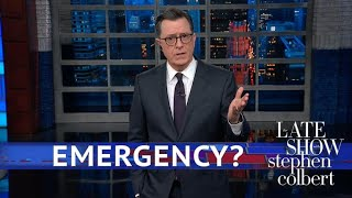 The National Emergency We