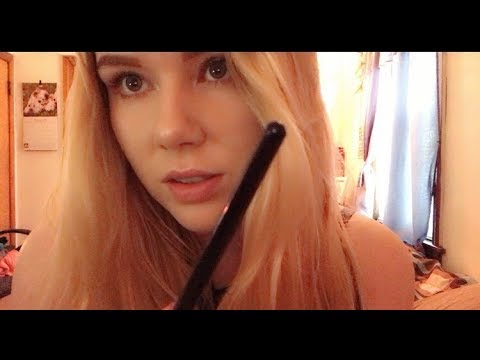 Xxx Mp4 Poke Poke ASMR Poking You Trigger Words And Finger Tracing 3gp Sex