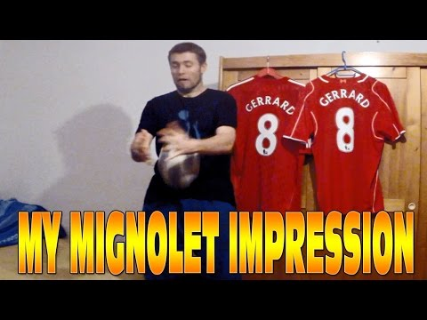 53K Q&A - MY MIGNOLET IMPRESSION!! & MY GOAL IN LIFE!!
