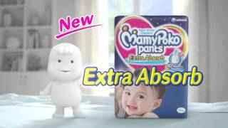 Unicharm Mamy Poko Pants Commercial 2015 – Cricket – Hindi