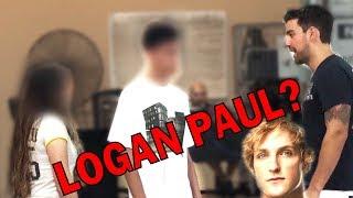 LOGAN PAUL FAN ABDUCTION (Social Experiment) Prank on Fans