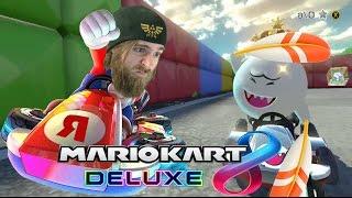 WELCOME (BACK) TO MARIOOO KART! | Mario Kart 8 Deluxe Online [#01] [GAMEPLAY]