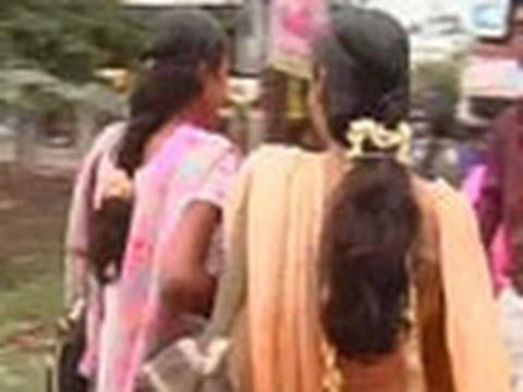 Girls allege strip-search by Chennai college