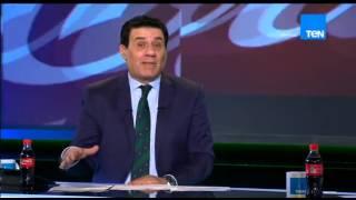 """ستاد TeN -  مدحت شلبي """" اسباب ايقاف لاعب الزمالك باسم مرسي """""""