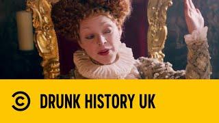 Queen Elizabeth and Robert Dudley | Drunk History