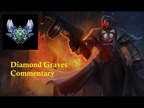 [S6] Diamond Graves Guide - The Armor Penetration Carry