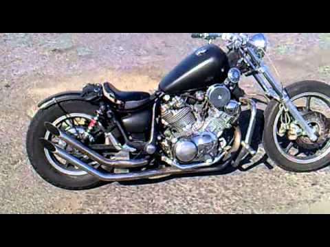 Virago xv 1100 bobber custom bike
