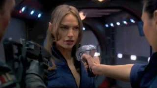 T'Pol/Hoshi Fight Scene | ST: ENT Season 4 'In A Mirror, Darkly' Part II
