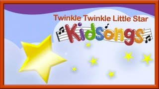Twinkle, Twinkle, Little Star from Kidsongs: A Day at Old MacDonald's Farm |Top Songs For Kids
