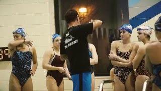 A Look Inside the Assumption College Women's Swimming Program!