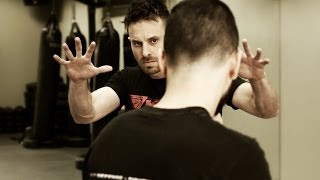 The Fundamentals Of Krav Maga - Fighting Stance And Self Defense Tactics W/ AJ Draven