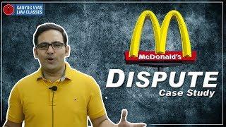 McDonald's Dispute (McDonald's Case Study)