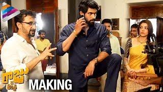 Nene Raju Nene Mantri Movie Making | FUN ON SETS | Rana | Kajal Aggarwal | Catherine Tresa | Navdeep