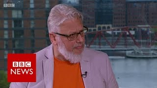 """Momentum founder: """"We are now a united party"""" says Jon Lansman - BBC News"""