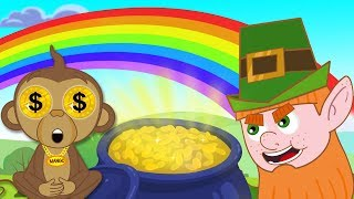 The Adventures of Annie and Ben: Mystery of the Leprechaun