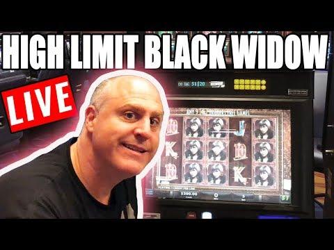 Xxx Mp4 Late Night Live High Limit Black Widow Play With The Big Jackpot 3gp Sex