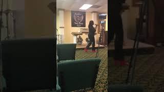 Jamie Grace - Beautiful Day performed by Debra Mckinnie