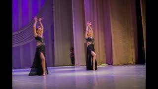 Отчётный концерт WP Dance School. Bellydance Hessa - group (Azalais)/Витебская филармония