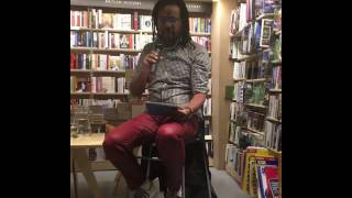 Colson Whitehead reads The Underground Railroad | Tino Reading Room