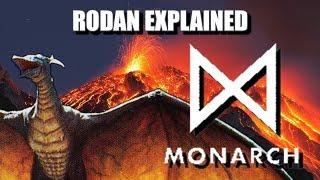 Rodan's Origins In The MonsterVerse Explained