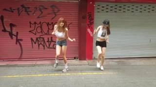 korean model dance