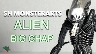 SH Monsterarts Alien Big Chap Review