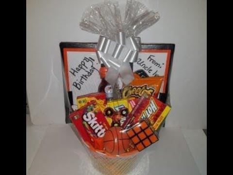 Xxx Mp4 Gift Basket Idea For Pre Teen Boys I Ve Been A Busy Bee 🐝 3gp Sex